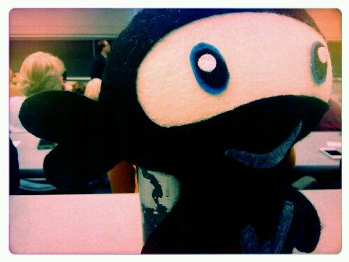 The Code Poet is a frickin' ninja