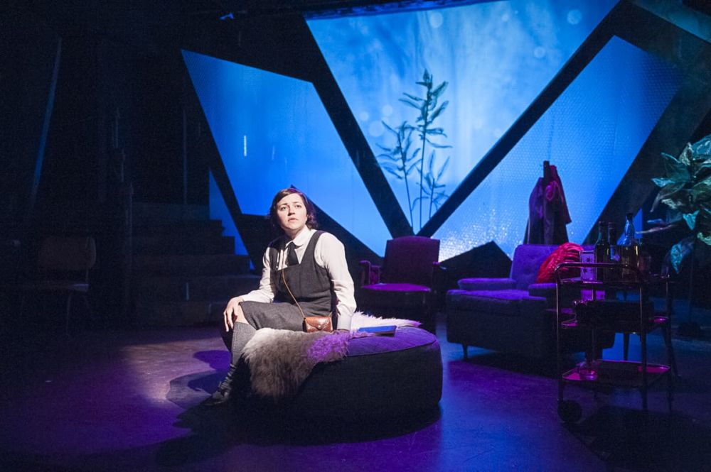 """Review: Langham Court's """"Girl in the Goldfish Bowl"""""""