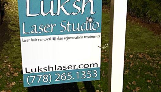 Luksh Laser Studio