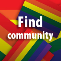 Find community with the Victoria Pink Pages